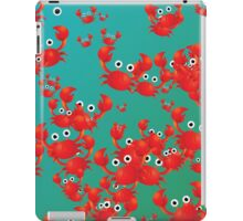 Crab world iPad Case/Skin