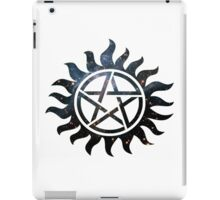 Supernatural Galaxy  iPad Case/Skin