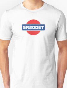 Nissan SR20DET Engine T-Shirt