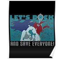 Let's Dock Poster