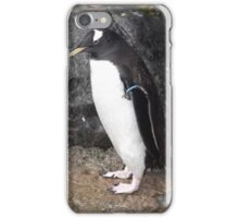 Penguin Stance iPhone Case/Skin