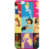 Disney Princesses! iPhone Case/Skin