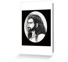 thorin Greeting Card