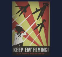 Strikers: Keep Em' Flying by EpcotServo