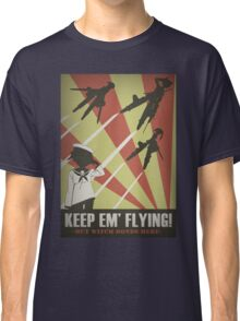 Strikers: Keep Em' Flying Classic T-Shirt