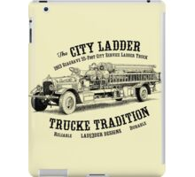 '13 Seagrave City Ladder iPad Case/Skin