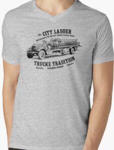 '13 Seagrave City Ladder Mens V-Neck T-Shirt