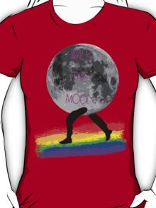 Walk The Moon Rainbow Road T-Shirt