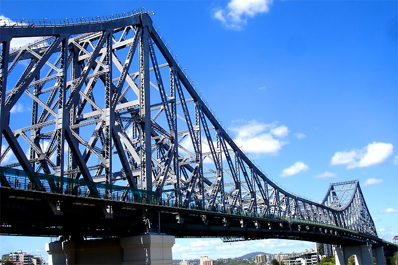 Story Bridge by SCANOE