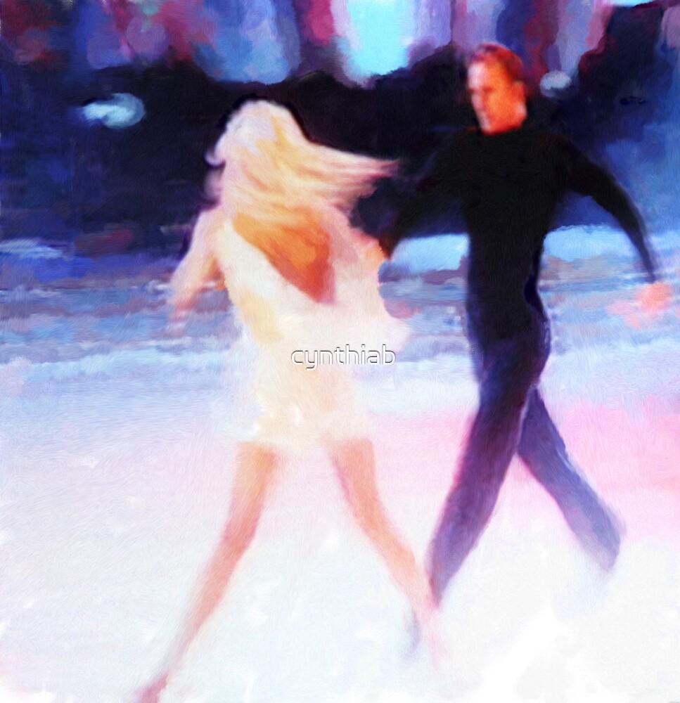 the dancers by cynthiab
