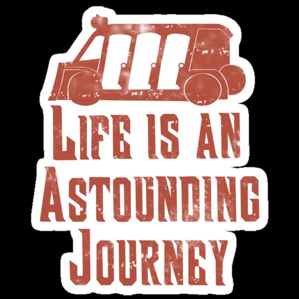Journey  by EpcotServo