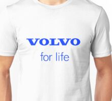 Volvo for life Unisex T-Shirt