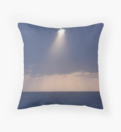 breakthrough 2  Throw Pillow
