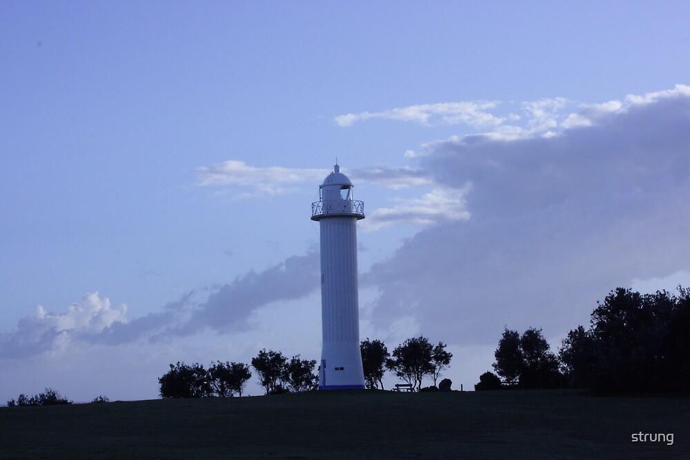 yamba lighthouse by strung