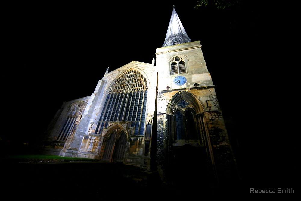 Church by Rebecca Smith