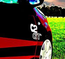 C2 GT by kristian hellwing