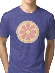 Grape Fruit Tri-blend T-Shirt