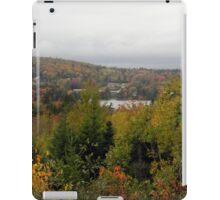 Fabulous Fall iPad Case/Skin