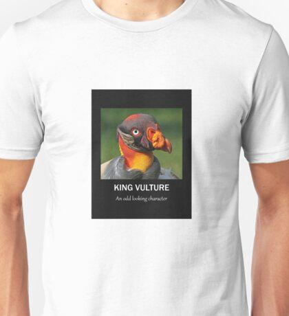 King Vulture - An odd character Unisex T-Shirt