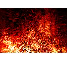 Born from the fires of Mount Doom... Photographic Print
