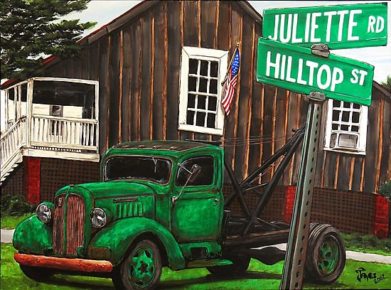 REO speedwagon in Juliette GA by bulldawgdude
