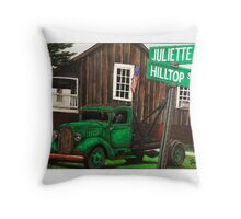 REO speedwagon in Juliette GA Throw Pillow