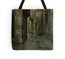 Streetscape in Baroque ! Tote Bag