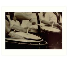 Snare Drum Art Print