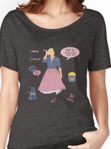 Rose Tyler Women's Relaxed Fit T-Shirt