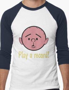 Karl Pilkington Men's Baseball ¾ T-Shirt