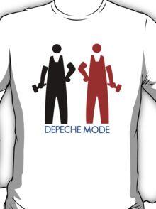 """Depeche Mode : Get The Balance Right - 12"""" T-Shirt"""