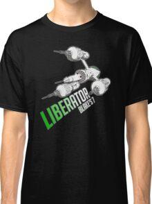 Blake's 7 - LIBERATOR Classic T-Shirt