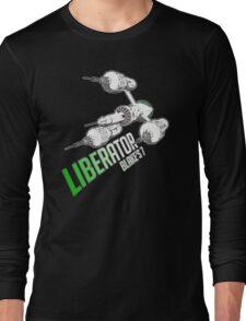 Blake's 7 - LIBERATOR Long Sleeve T-Shirt