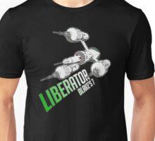 Blake's 7 - LIBERATOR Unisex T-Shirt