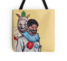 Twisty and Dandy Tote Bag