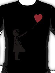 Banksy Red Balloon T-Shirt