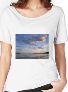 Approaching Sunset Women's Relaxed Fit T-Shirt