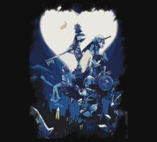 Heart of all Kingdoms T-Shirt