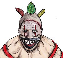Twisty the Clown by billyfalcon