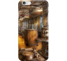 Machinist - Industrious Society iPhone Case/Skin