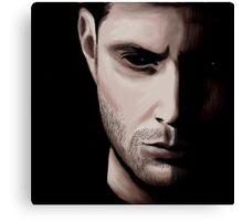 Dean Winchester Canvas Print