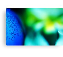 Fragrant Blue #1 Canvas Print