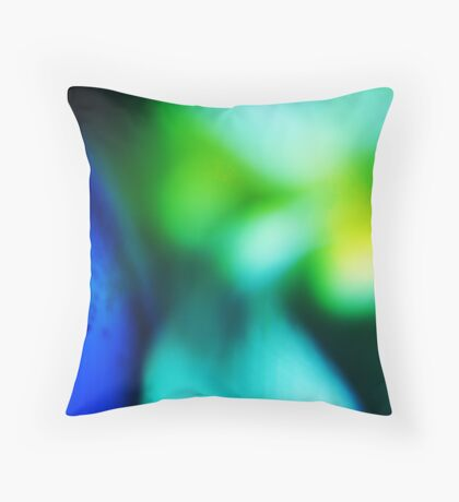 Fragrant Blue #1 Throw Pillow