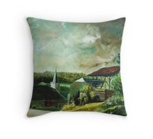 baillamont 1 Throw Pillow
