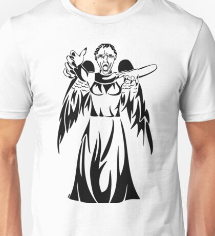 I told you not to blink Unisex T-Shirt
