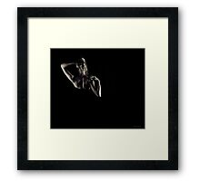 grace note  Framed Print