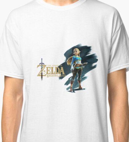 Zelda (the legend of Zelda breath of the wild) Classic T-Shirt