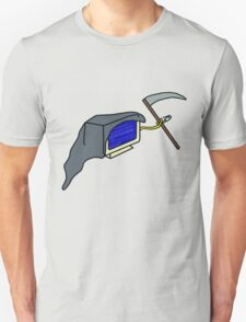 The Blue Screen of Death Unisex T-Shirt