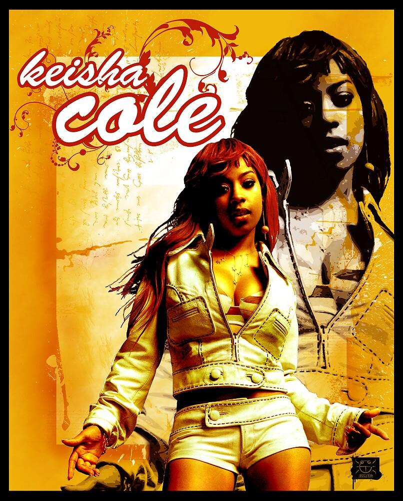 oO Keisha Cole Oo by 87joonbug