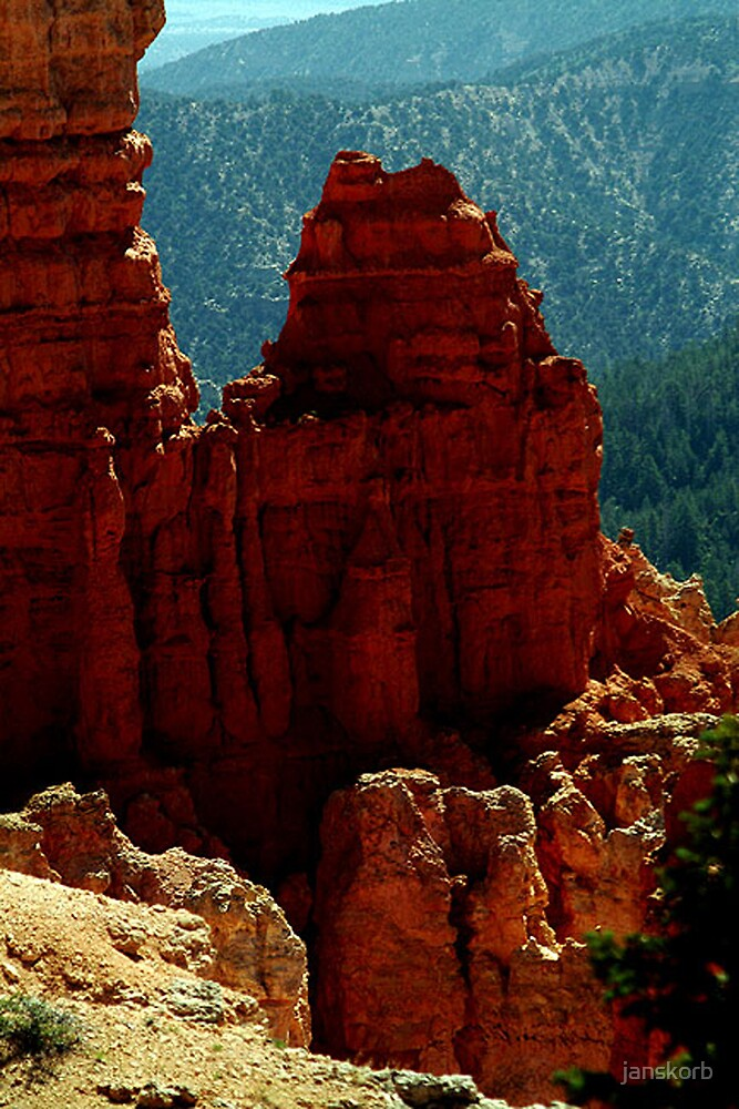 BRYCE CANYON by janskorb